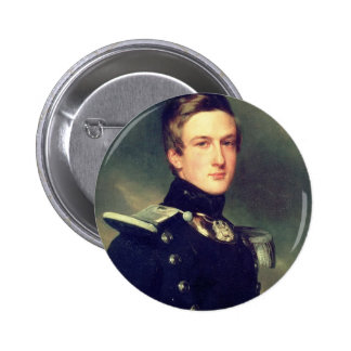 Henri Philippe Duc d Aumale by Franz Winterhalter Button