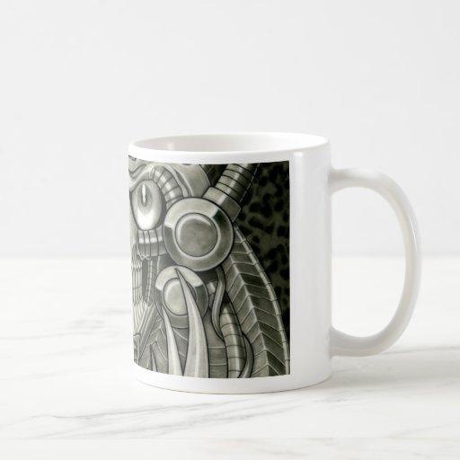Henri_Riton tattoo Coffee Mugs