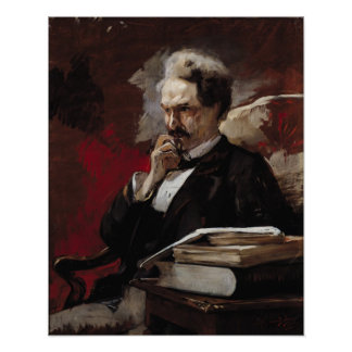 Henri Rochefort Poster