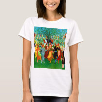 Henri Roussea French Independence Centennial T-Shirt