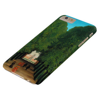 Henri Rousseau, Avenue in the Park at Saint Cloud Barely There iPhone 6 Plus Case