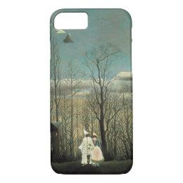 Henri Rousseau Carnival Evening iPhone 8/7 Case
