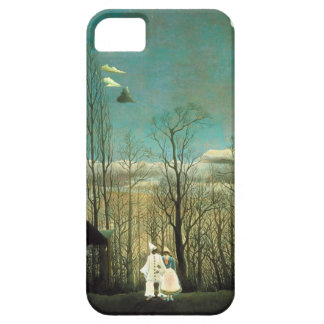 Henri Rousseau Carnival Evening iPhone Case iPhone 5 Covers