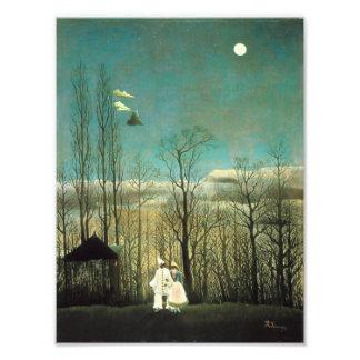 Henri Rousseau Carnival Evening Print Photo Print