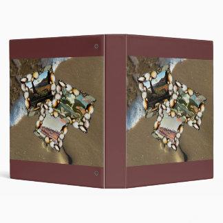 Henri Rousseau Collage 3 Ring Binder