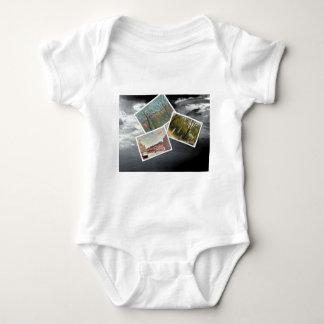 Henri Rousseau Collage T-shirt