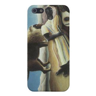 Henri Rousseau - el caso gitano del iPhone 4 el do iPhone 5 Carcasas