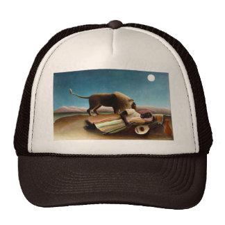 Henri Rousseau el gorra gitano el dormir
