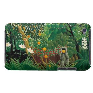 Henri Rousseau Exotic Landscape Case-Mate iPod Touch Case