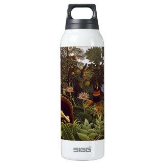 Henri Rousseau la selva del sueño florece la