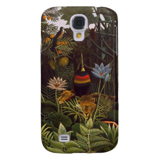 Henri Rousseau la selva del sueño florece la pintu
