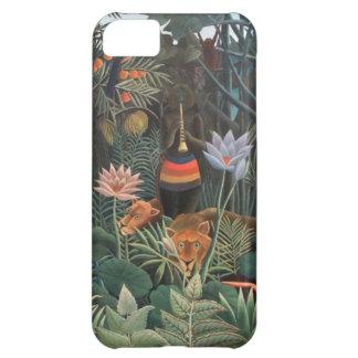 Henri Rousseau la selva del sueño florece surreali