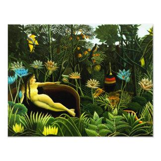 Henri Rousseau las invitaciones ideales Invitacion Personalizada