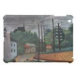Henri Rousseau - Malakoff Cover For The iPad Mini