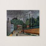 Henri Rousseau - Malakoff Jigsaw Puzzle