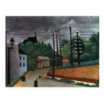 Henri Rousseau - Malakoff Postcard