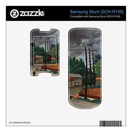 Henri Rousseau - Malakoff Samsung Stunt Skin