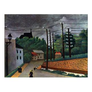 Henri Rousseau - Malakoff Postal