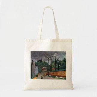 Henri Rousseau - Malakoff Tote Bag