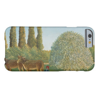 Henri Rousseau - Meadowland Barely There iPhone 6 Case