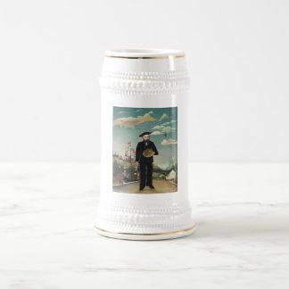 Henri Rousseau - Myself Beer Stein
