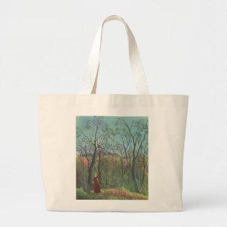 Henri Rousseau Painting Bag