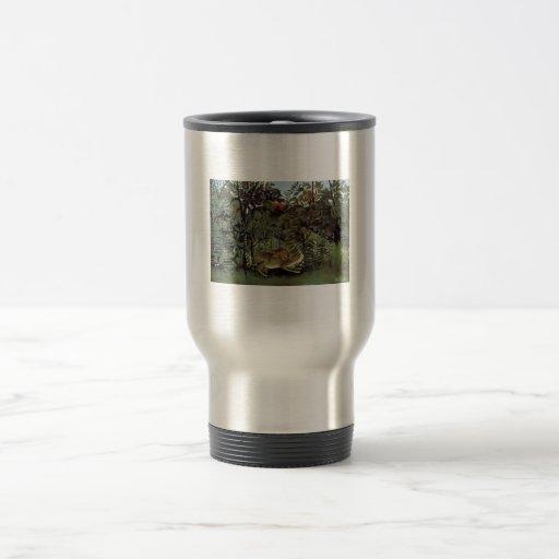 Henri Rousseau Painting Coffee Mugs