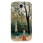 Henri Rousseau Painting Galaxy S4 Cover