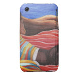 Henri Rousseau Painting iPhone 3 Covers