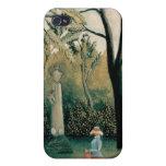Henri Rousseau Painting iPhone 4/4S Cases