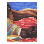Henri Rousseau Painting Postcards