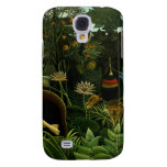Henri Rousseau Painting Samsung Galaxy S4 Cover