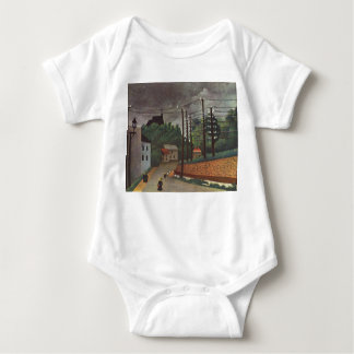 Henri Rousseau Painting Tshirt