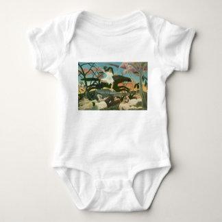 Henri Rousseau Painting T-shirts