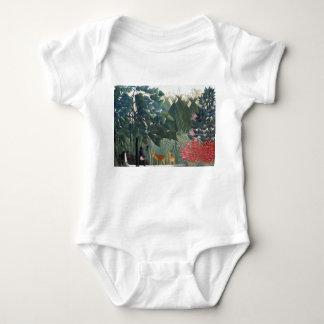Henri Rousseau Painting Tee Shirts