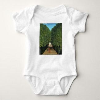 Henri Rousseau Painting T Shirt