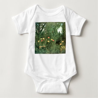 Henri Rousseau Painting Tee Shirt