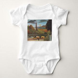Henri Rousseau Painting Shirts