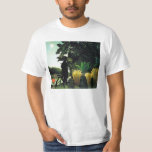 Henri Rousseau Snake Charmer T-shirt