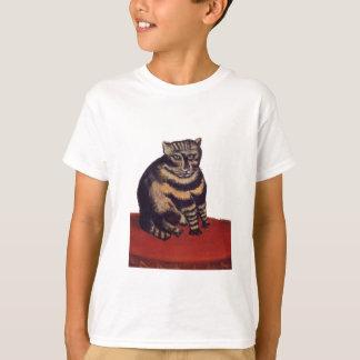 Henri Rousseau Tabby Cat T-Shirt