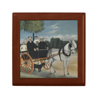 Henri Rousseau - The Carriage of Fr. Junier Gift Box