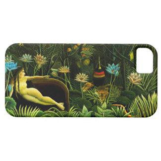 Henri Rousseau The Dream iPhone Case iPhone 5 Case