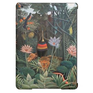 Henri Rousseau The Dream Jungle Flowers Naive Art Case For iPad Air