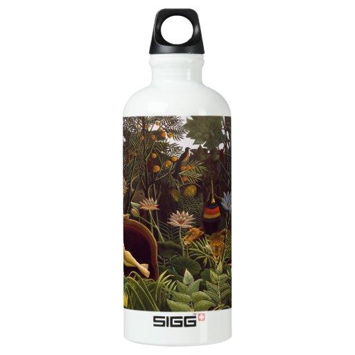 Henri Rousseau The Dream Jungle Flowers Painting SIGG Traveler 0.6L Water Bottle