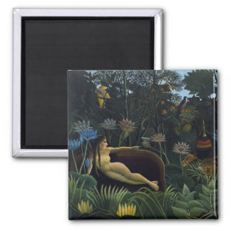 Henri Rousseau - The Dream Magnets