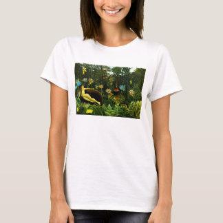 Henri Rousseau The Dream T-shirt