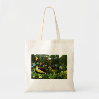 Henri Rousseau The Dream Tote Bag