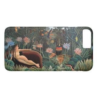 Henri Rousseau The Dream Vintage Fine Art iPhone 8 Plus/7 Plus Case