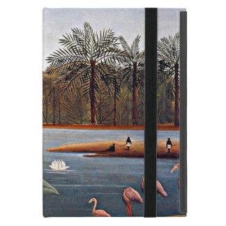 Henri Rousseau: The Flamingoes Cover For iPad Mini