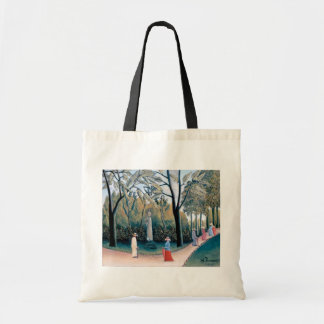 Henri Rousseau - The Luxembourg Gardens Tote Bag